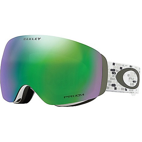 Oakley Lindsey Vonn Signature Flight Deck XM Goggle