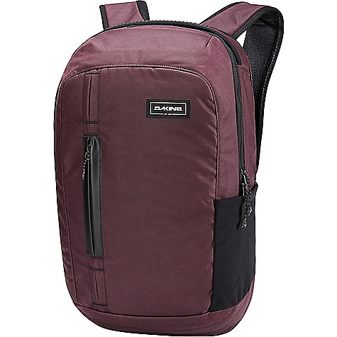 Dakine Network 26L Pack Plum Shadow Dakine Network 26L Pack - Plum Shadow - in stock now. FEATURES of the Dakine Network 26L Pack Shoulder straps with breathable birds eye mesh Padded laptop sleeve Fleece lined iPad sleeve Expandable ripstop pocket with cable management Taped quick access pocket Hidden web detail Expandable side pocket Fleece lined sunglass pocket Molded top handle Padded bottom panel Adjustable sternum strap
