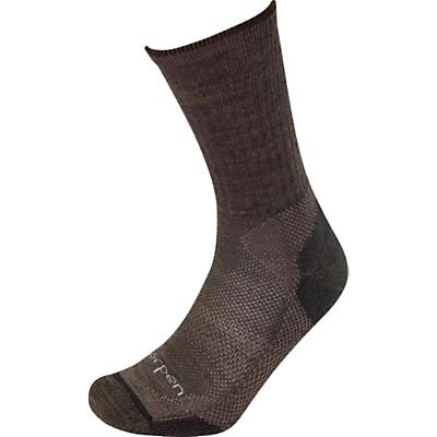 Lorpen T2 Merino Midweight Hiker Sock - 2 Pack - Earth