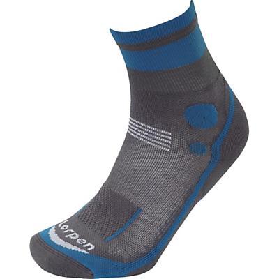 Lorpen T3 Light Hiker Shorty Sock - Charcoal
