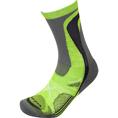 Lorpen T3 Nordic Ski Light Sock - Green Lime