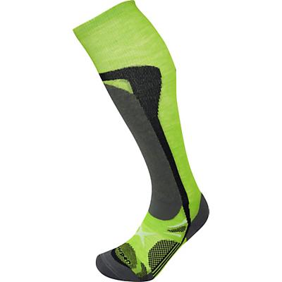 Lorpen T3 Ski Mountaineering Sock - Green Lime