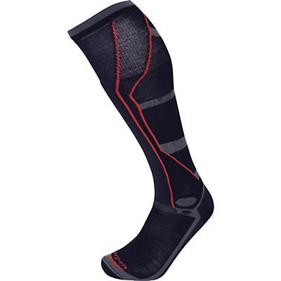 Lorpen T3 Ski Superlight Sock - Black