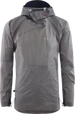 Klattermusen Fjorgyn Anorak Jacket - Large - Rock Grey