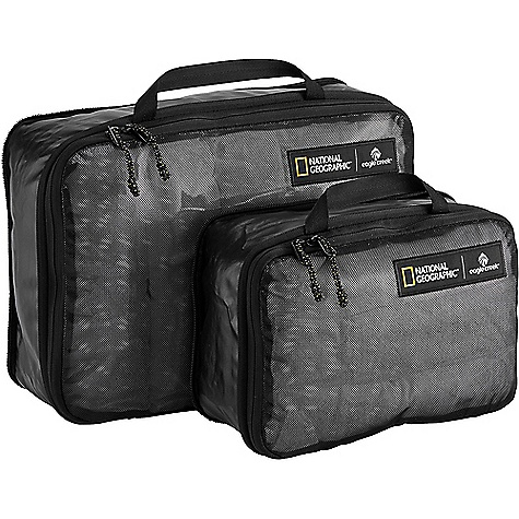 Eagle Creek National Geographic Pack It Storage Compression Cube Set
