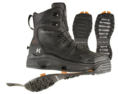 Korkers SnowJack Pro Safety Boot - Black