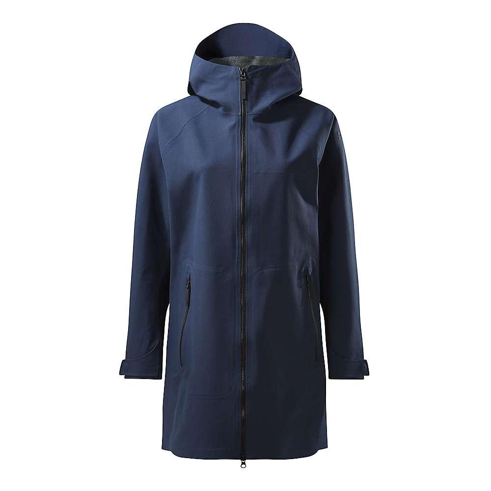 Jack Wolfskin Tech Lab Women's The Storm Shell Jacket - Small - Night Blue