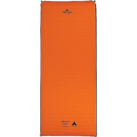 TETON Sports ComfortLite XXL Self Inflating Pad with Velcro
