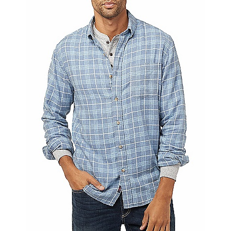 Faherty Pacific Long Sleeve Shirt