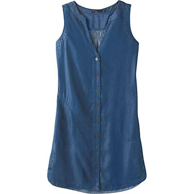 Prana Talton Dress - Antique Blue - Women