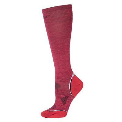 Smartwool Ski Ultra Light Ey Sock - Bright Red