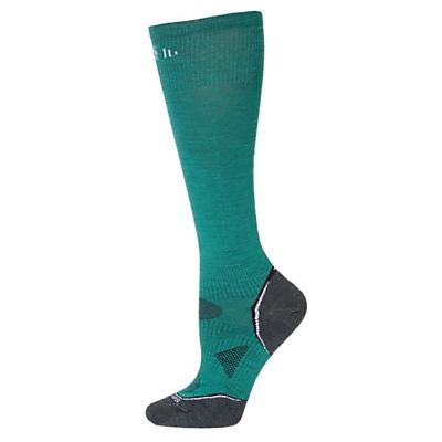Smartwool Ski Ultra Light Ey Sock - Alpine Green