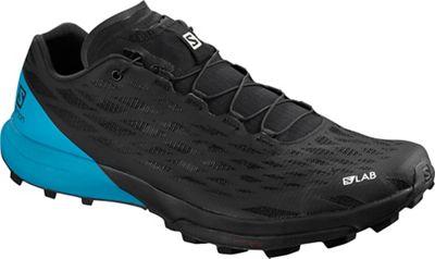 Salomon S/Lab XA Amphib 2 Shoe - Black / Black / Transcend Blue