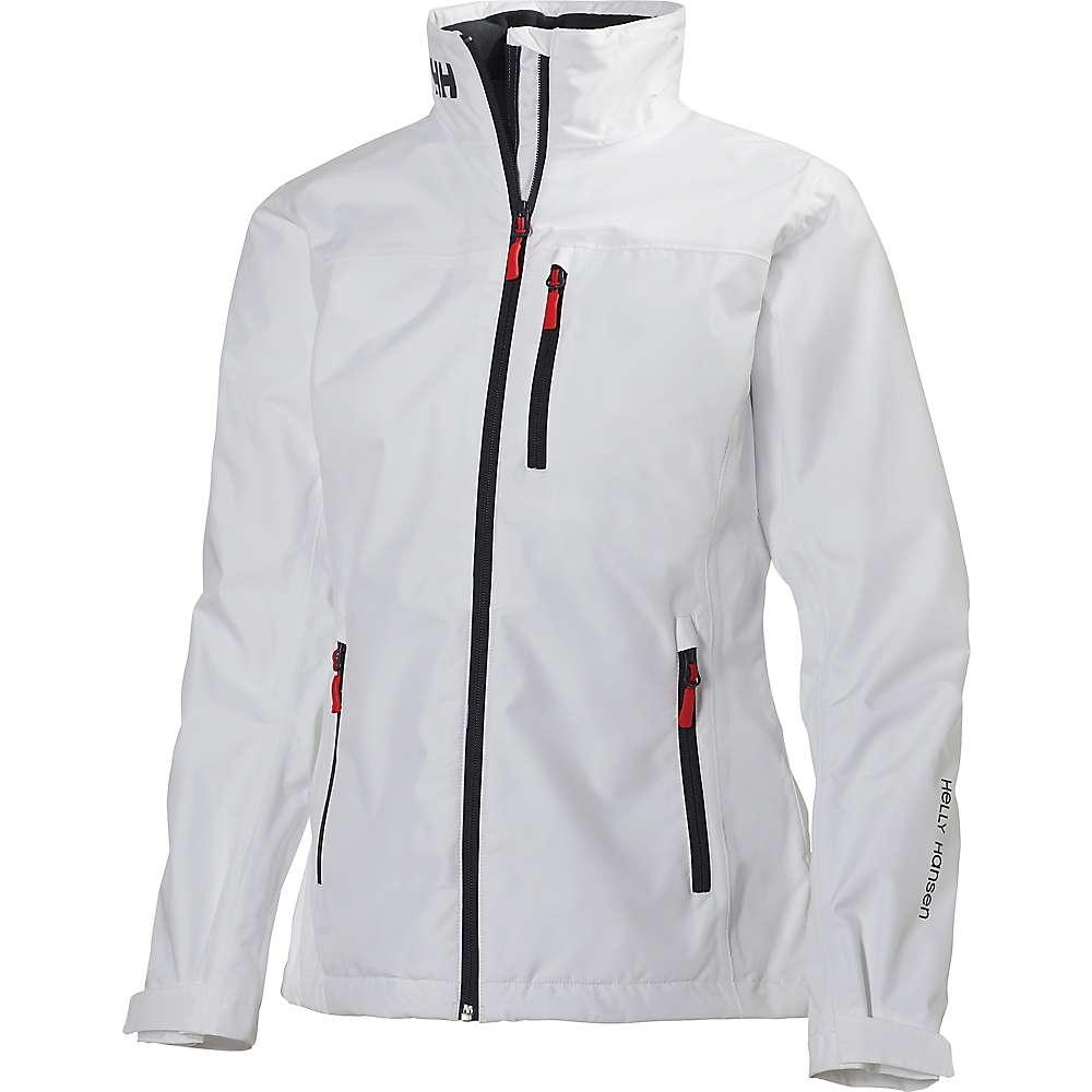 Helly Hansen Women's Crew Midlayer Jacket - Large - WHITE