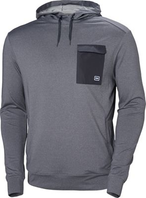 Helly Hansen Hyggen Light Hoodie - Small - GRAPHITE BLUE