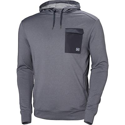 Helly Hansen Hyggen Light Hoodie - GRAPHITE BLUE