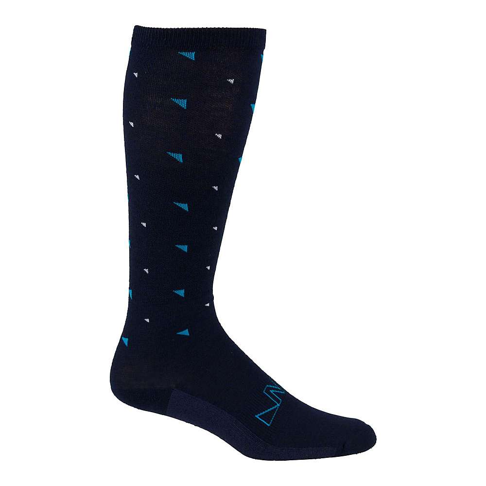Image of 45NRTH Northern Knee High Sock - Medium - Blue