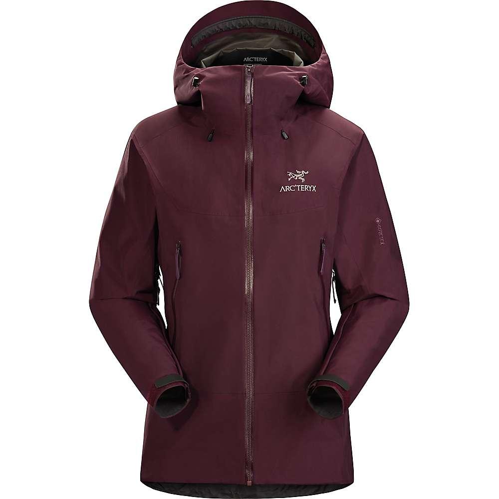 Promos Arcteryx Womens Beta SL Hybrid Jacket - Small - Rhapsody