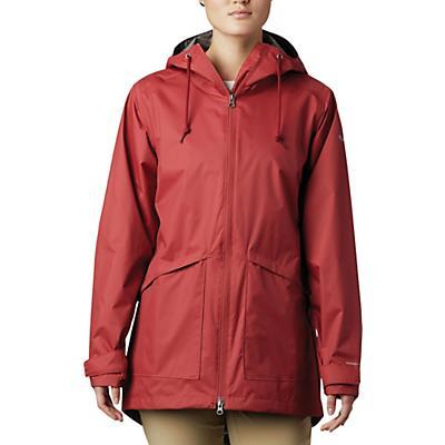 Columbia Arcadia Casual Jacket - Dusty Crimson - Women