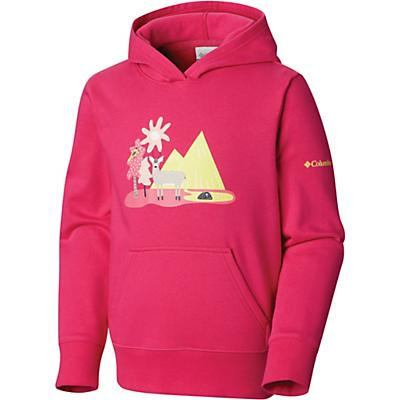 Columbia Youth CSC Hoodie - Haute Pink