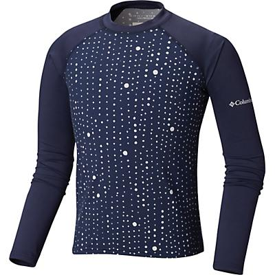 Columbia Youth Sandy Shores Printed LS Sunguard - Nocturnal Dots