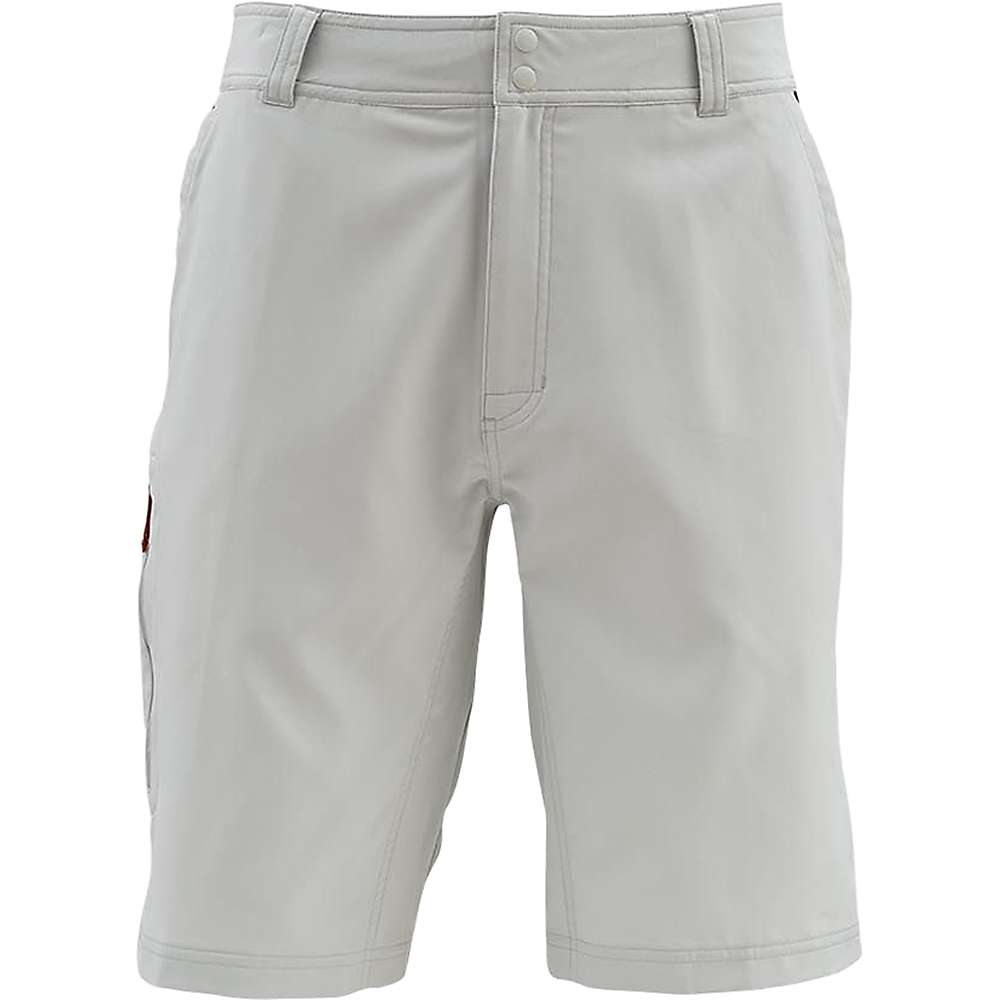 Simms Men s Skiff Short 34 Short Ash