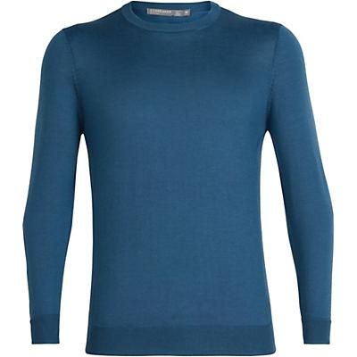 Icebreaker Quailburn Crewe Sweater - Thunder - Men