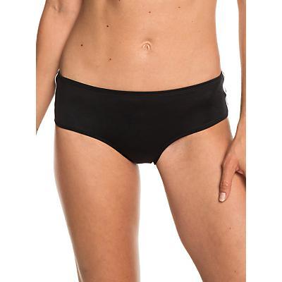 Roxy Fitness Full Shorty SLD Bottom - TRUE BLACK