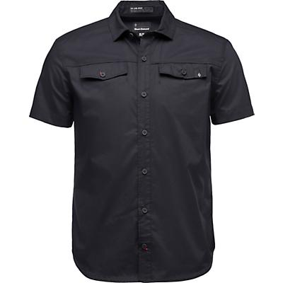 Black Diamond Benchmark SS Shirt - Black - Men