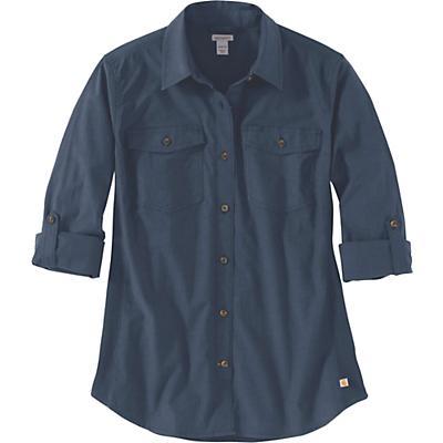 Carhartt Rugged Flex Bozeman Shirt - Twilight - Women