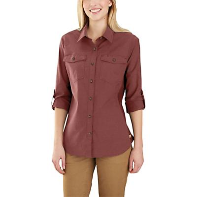 Carhartt Rugged Flex Bozeman Shirt - Henna - Women
