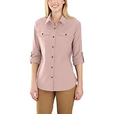 Carhartt Rugged Flex Bozeman Shirt - Rose Smoke - Women