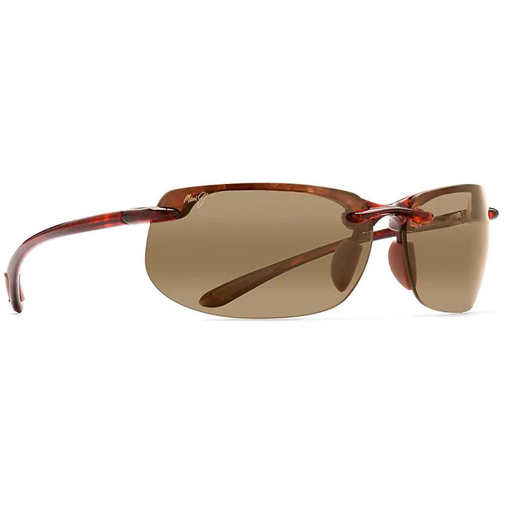 Maui Jim Banyans Polarized Sunglasses - Universal Fit - One Size - Tortoise/HCL Bronze