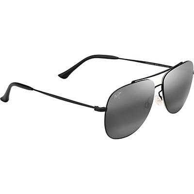 Maui Jim Cinder Cone Polarized Sunglasses - Matte Black/Neutral Grey