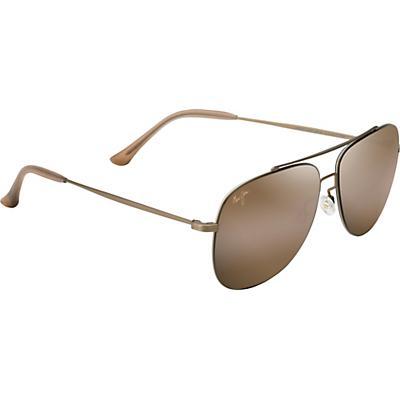 Maui Jim Cinder Cone Polarized Sunglasses - Matte Gold/HCL Bronze