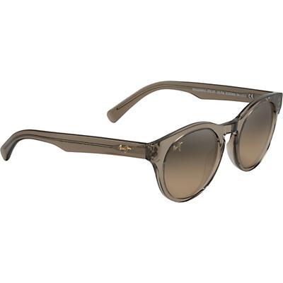 Maui Jim Dragonfly Polarized Sunglasses - Translucent Taupe/HCL Bronze