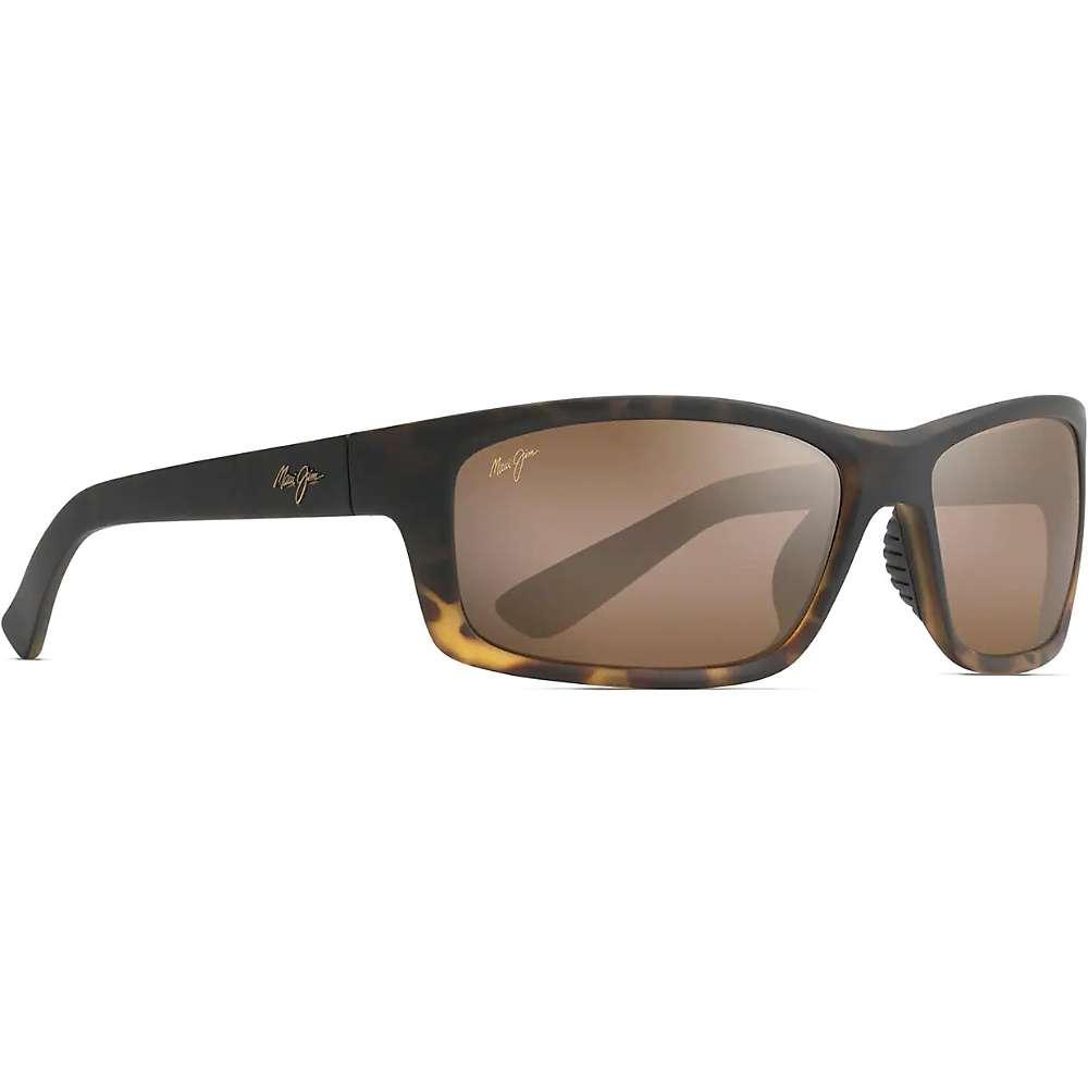 Maui Jim Kanaio Coast Polarized Sunglasses - One Size - Matte Tortoise Ombre/HCL Bronze