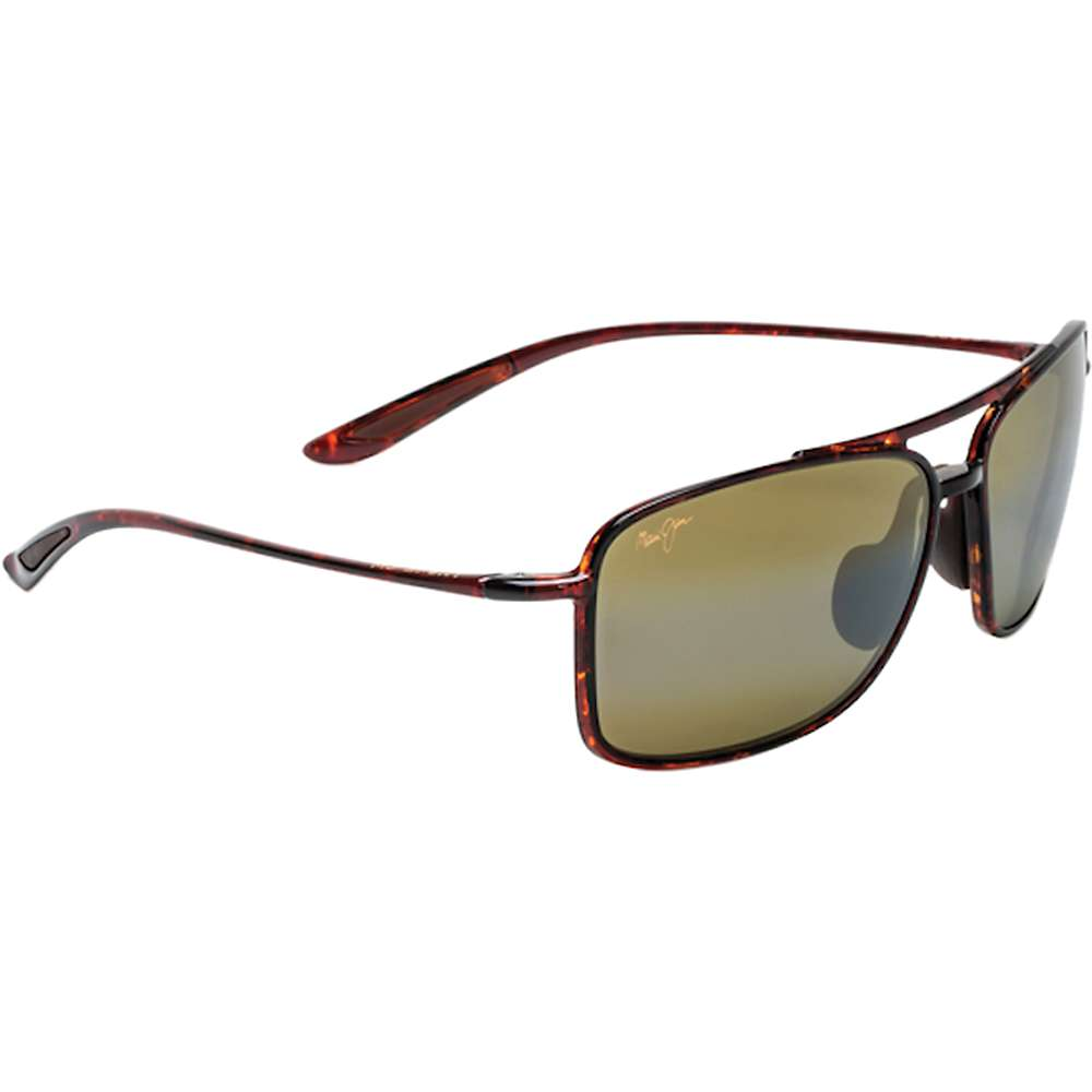 Maui Jim Kaupo Gap Polarized Sunglasses - One Size - Tortoise/HCL Bronze