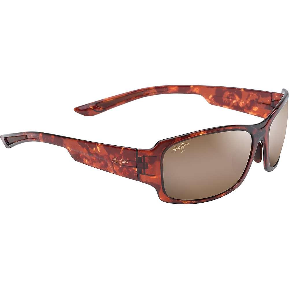 Maui Jim Monkeypod Polarized Sunglasses - One Size - Tortoise/HCL Bronze