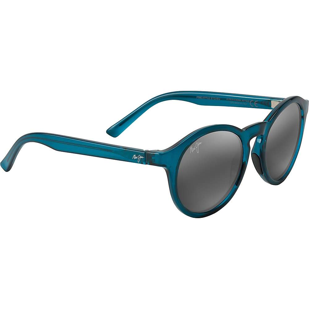Maui Jim Pineapple Polarized Sunglasses - One Size - Teal Green/Neutral Grey