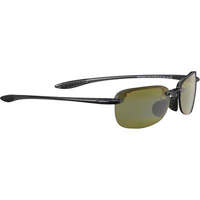 Maui Jim Sandy Beach Polarized Sunglasses - Universal Fit - Smoke Grey/Maui HT