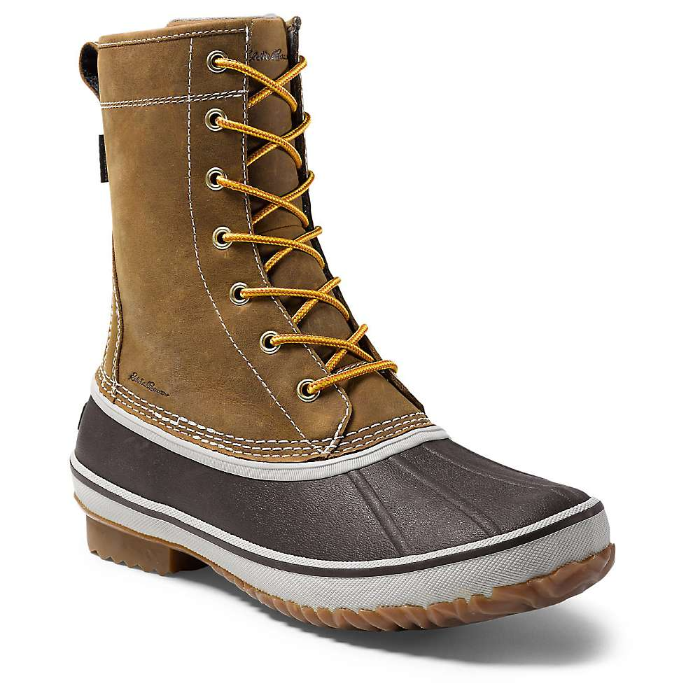 Eddie Bauer Men's Hunt Oac Boot – 8M – Tan