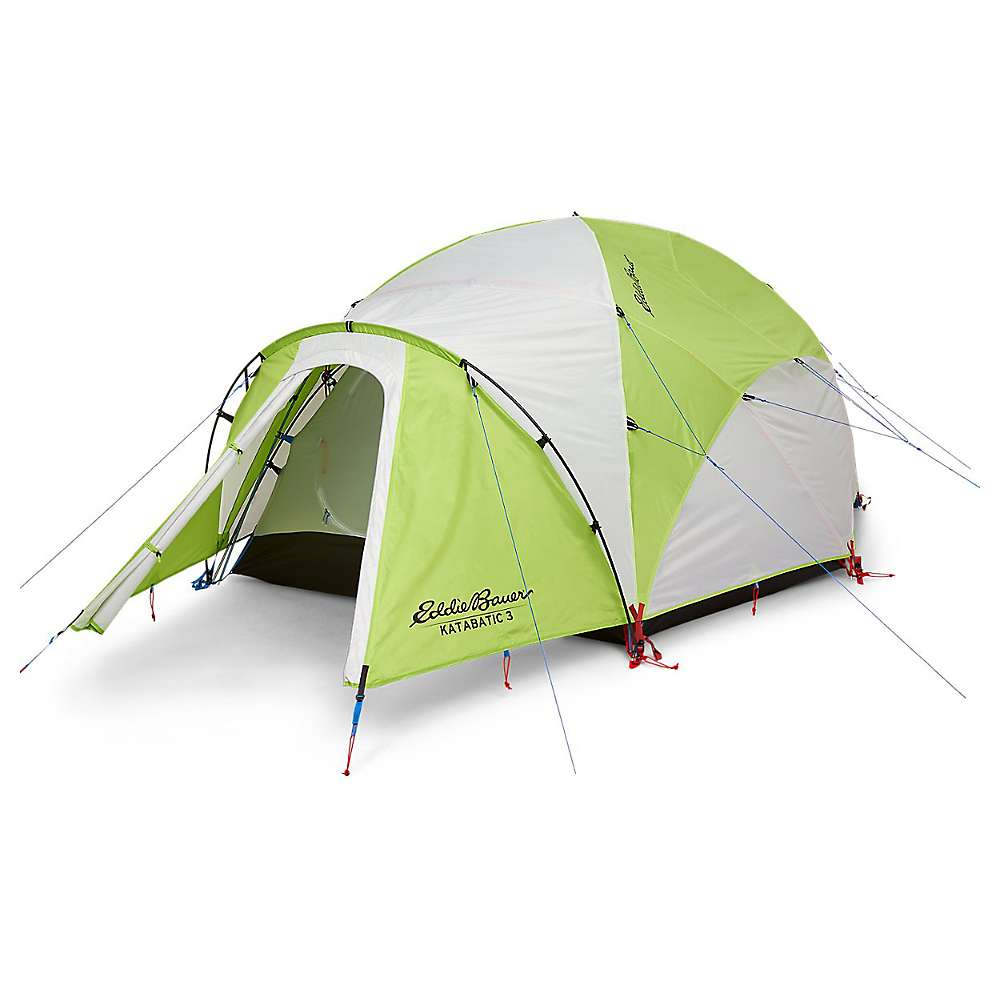 Eddie Bauer First Ascent Katabatic 3 Tent (Limeade)