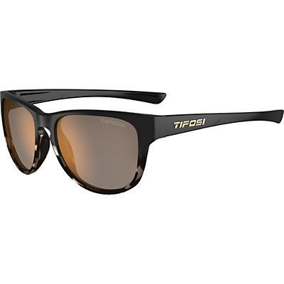 Tifosi Smoove Polarized Sunglasses - Satin Black Java Fade
