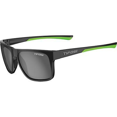 Tifosi Swick Polarized Sunglasses - Satin Black / Neon