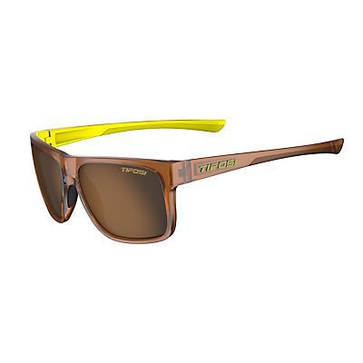Tifosi Swick Polarized Sunglasses - Caramel / Neon/Brown Polarized