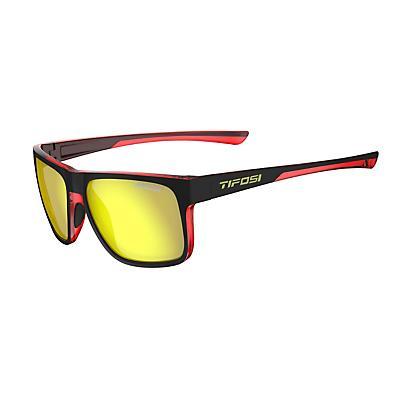 Tifosi Swick Sunglasses - Crimson / Raven/Smoke Yellow