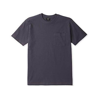 Filson Outfitter Solid One-Pocket SS T-Shirt - Ink Blue - Men