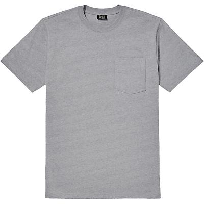 Filson Outfitter Solid One-Pocket SS T-Shirt - Grey Heather - Men
