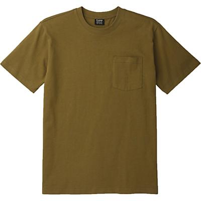 Filson Outfitter Solid One-Pocket SS T-Shirt - Olive Drab - Men